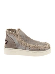 Mou - Summer Eskimo sneakers in grey