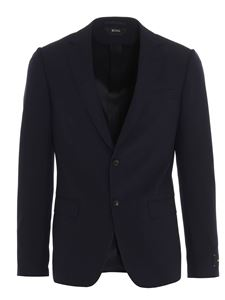 Z Zegna - Wool suit in blue