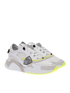 Philippe Model - Eze low sneakers in white