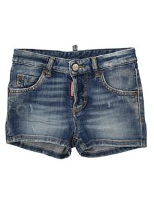 Dsquared2 - Denim shorts in blue