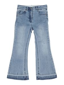 Stella McCartney Kids - Denim flared jeans