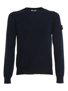 Stone Island Junior - Cotton jumper