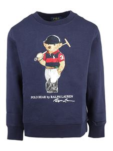 POLO Ralph Lauren - Polo Bear sweatshirt in blue