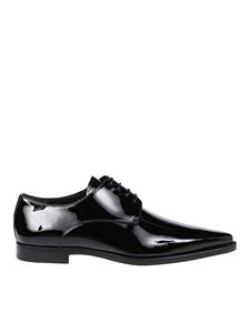 Dsquared2 - New Punk lace ups in black