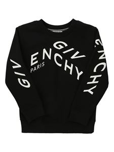 Givenchy - Refracted logo sweatshirt in black