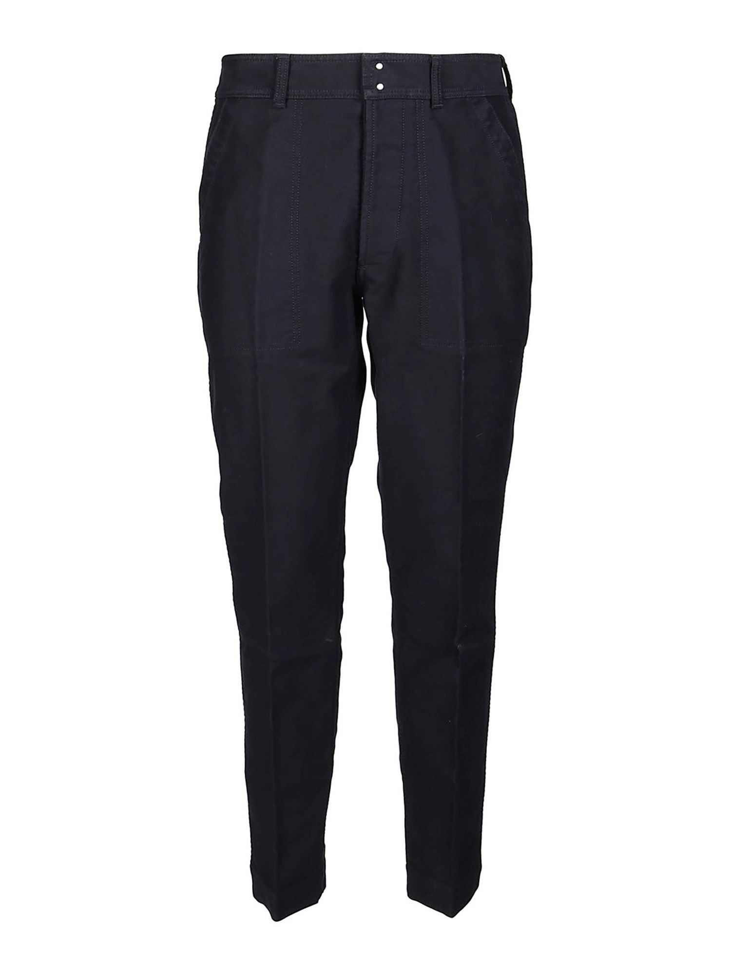 Tom Ford COTTON TROUSERS