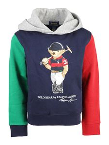 POLO Ralph Lauren - Polo Bear hoodie in blue