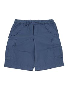 POLO Ralph Lauren - Cotton cargo shorts in blue