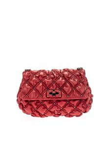 Valentino Garavani - Spikeme bag in Red V. color
