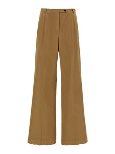 massimo alba - Kate pants in camel color