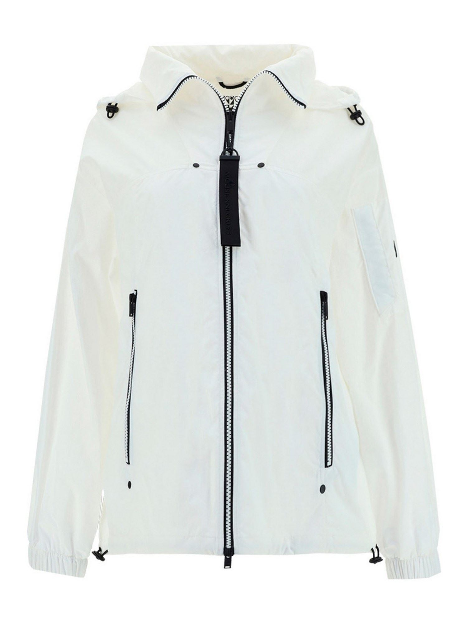 Moose Knuckles Jackets AUDITION JACKET IN WHITE
