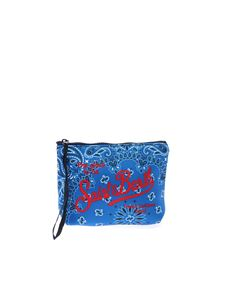 MC2 Saint Barth - Aline bag in blue