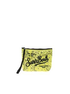 MC2 Saint Barth - Aline bag in neon yellow