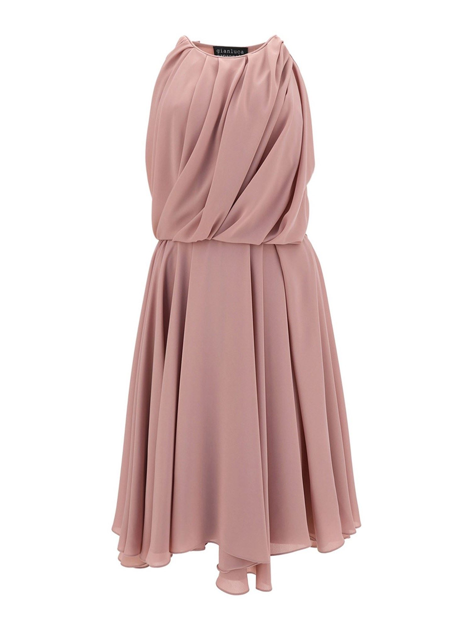 Gianluca Capannolo Dresses SILVANA DRESS IN PINK