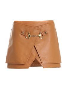 Balmain - Jupe skirt in brown