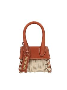 Jacquemus - Chiquito bag in Dark Red color