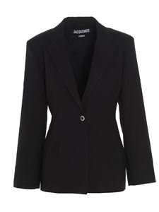 Jacquemus - La Veste Novio jacket in black