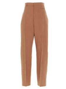 Jacquemus - Santon pants in brown