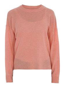 360 Cashmere - Pink cashmere sweater