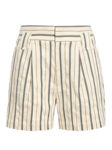 Dondup - Guia shorts in cream color