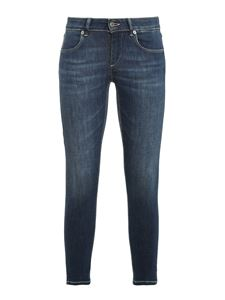 Dondup - Lou jeans in blue