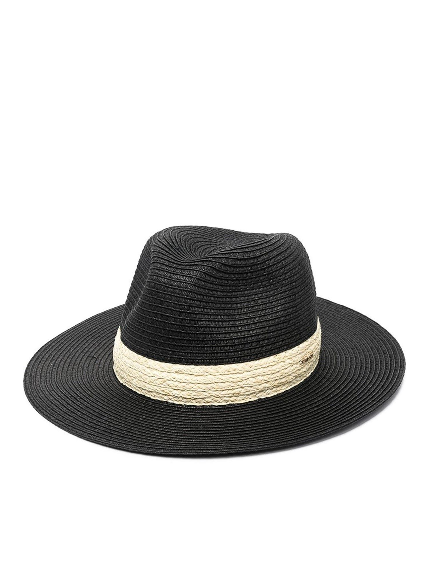 Twinset STRAW HAT IN BLACK