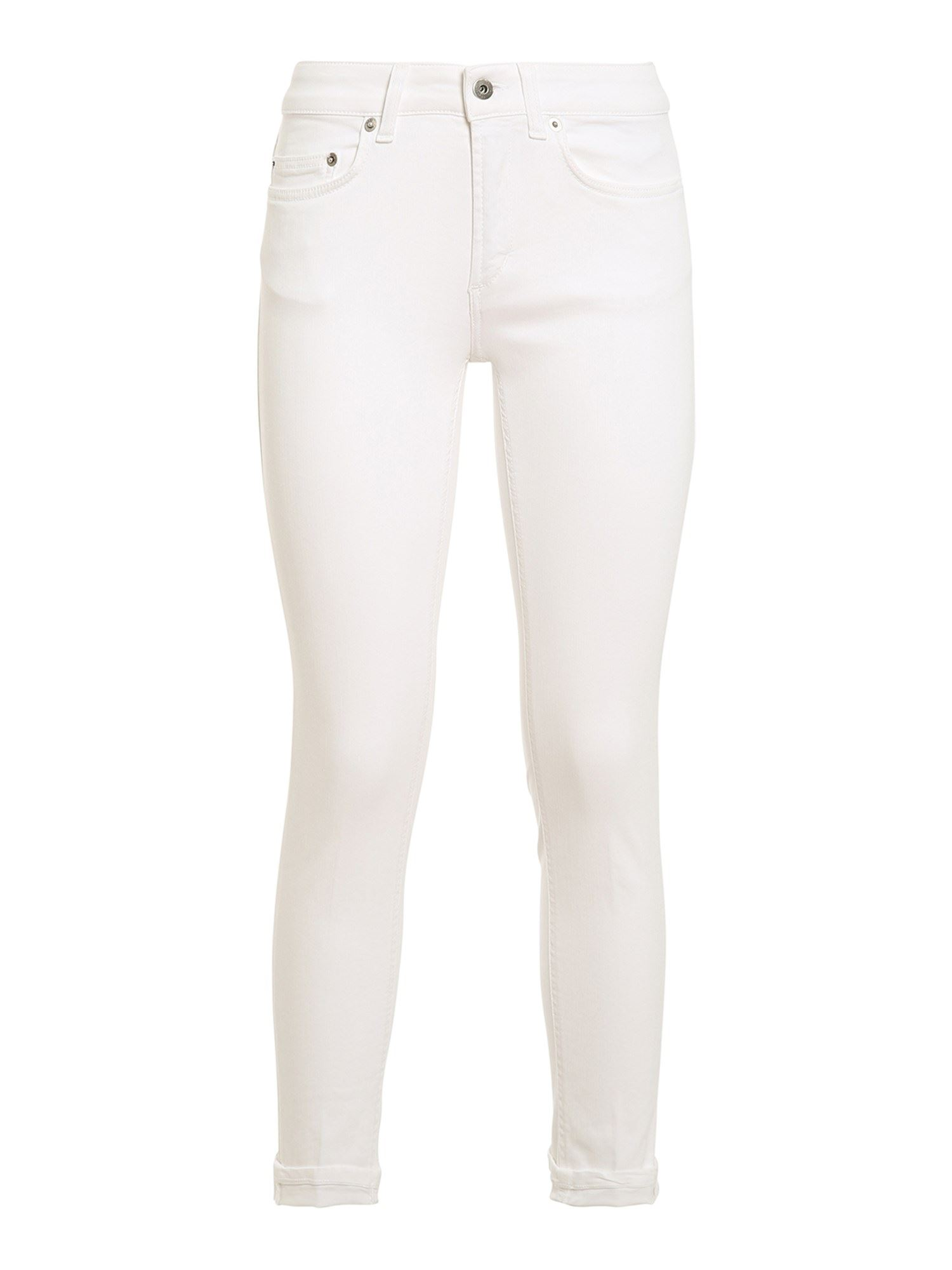 Dondup MONROE JEANS IN WHITE