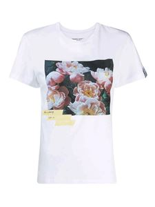 Golden Goose - T-shirt personalizzabile Ania bianca