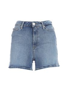 Tommy Hilfiger - Rome Straight shorts in light blue
