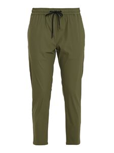 People of Shibuya - Altay pants in green