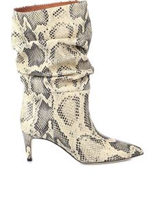 Paris Texas - Slouchy heeled boots