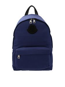 Moncler - Pierrick backpack in blue