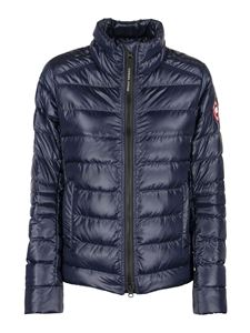 Canada Goose - Cypress puffer jacket in blue