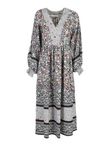 See by Chloé - Floral print multicolor dress