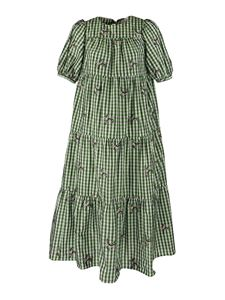 Red Valentino - May Lily print dress