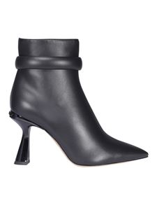 Givenchy - Carène napa ankle boots in black
