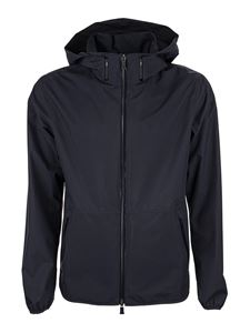 Herno - Giacca in Gore-Tex® blu