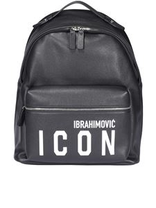Dsquared2 - Zaino Icon limited edition nero