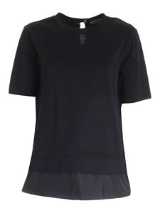 Herno - Relaxed fit T-shirt in black