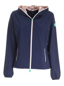Save the duck - Stella jacket in blue