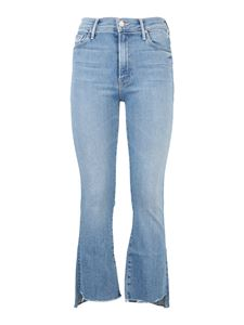 Mother - The Insider jeans in light blue