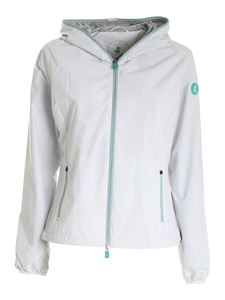 Save the duck - Stella jacket in white