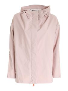 Save the duck - Logo jacket in pink