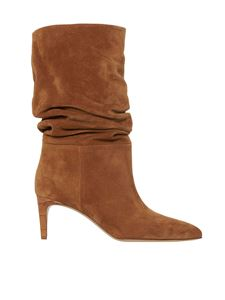 Paris Texas - Slouchy boots in brown