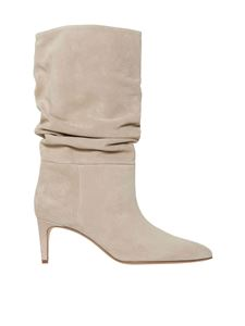 Paris Texas - Slouchy boots in grey