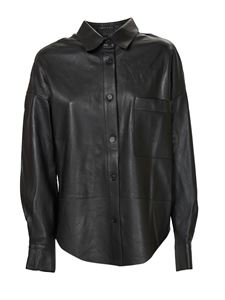 S.W.O.R.D. - Impact Collection leather jacket in black