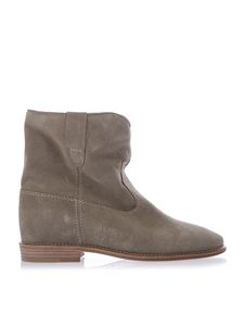 Isabel Marant - Crisi ankle boots in Taupe color