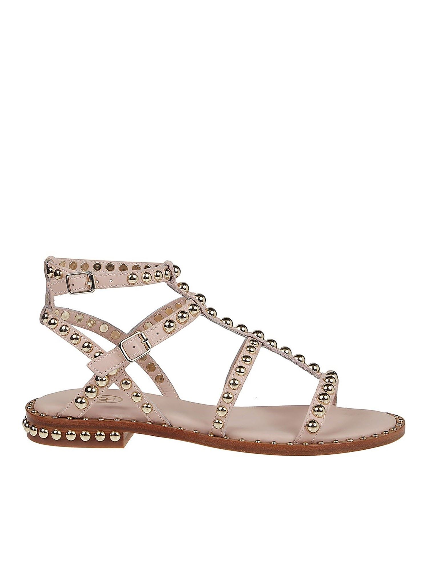 Ash Leathers PRECIOUS SANDALS IN PINK