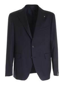 Tagliatore - Single-breasted suit in dark blue