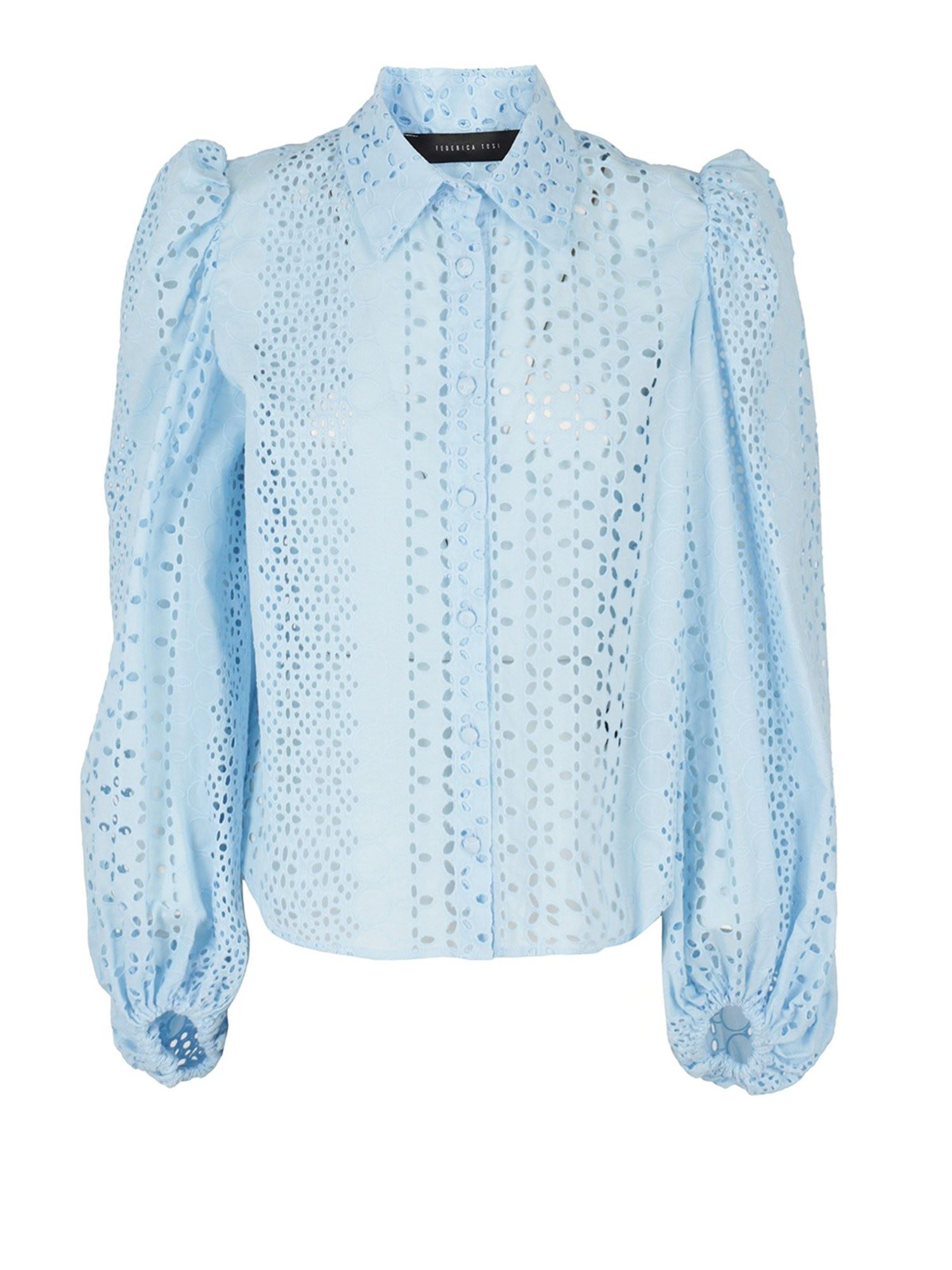 Federica Tosi LACE SHIRT